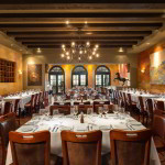 Main Dining Room at CinCin Ristorante