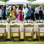 Outdoor Longtable Dining